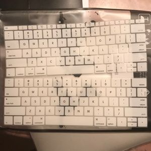 Macbook Pro keyboard cover